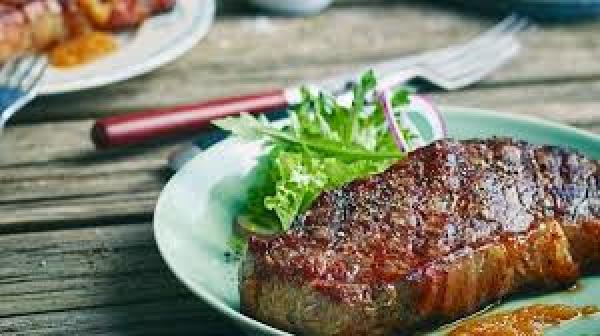Steak Tübingen